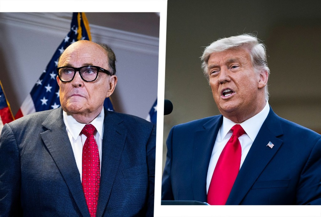 """Rudy Giuliani's demented """"strike force"""" fights to overturn election: Could it possibly work?"""