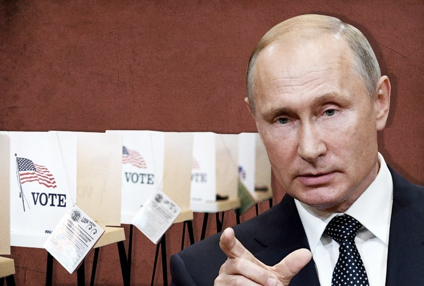 """Russia trying to """"incite violence by white supremacist groups"""" in US ahead of 2020 election: report"""