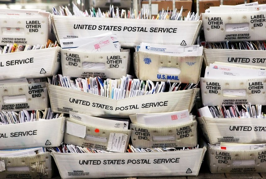 """USPS admits delivery times are plummeting, says there's no """"constitutional right"""" to timely delivery"""