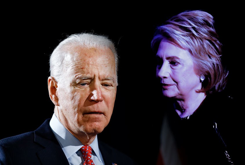 """How to cover Joe Biden's flaws — without repeating the 2016 mistakes of """"but her emails"""""""