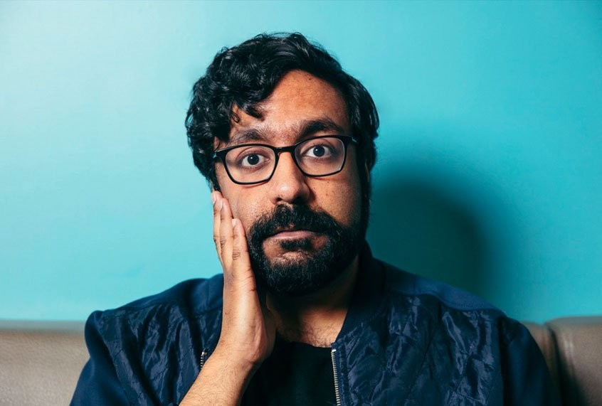 """Hari Kondabolu: """"It works in the interest of those with power"""" to divide people of color"""