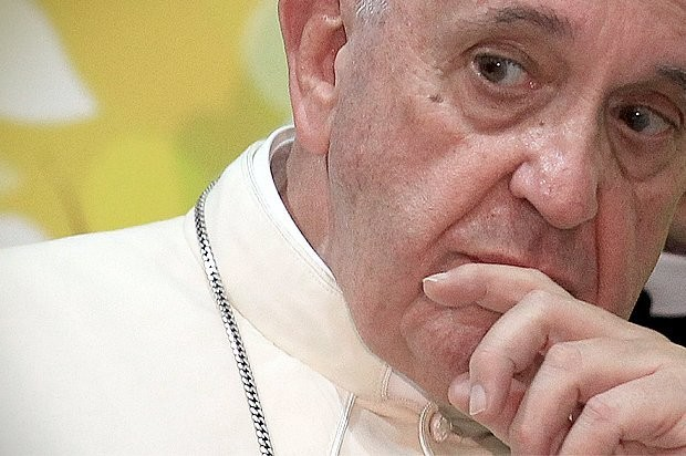 How Pope Francis just destroyed the GOP's religious con artists