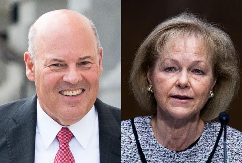 DeJoy gave $600,000 to GOP after USPS job opened. Should the focus be on his wife's ambassador nod?