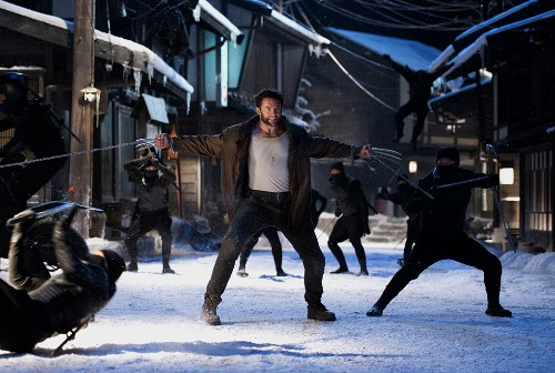 'The Wolverine' review: a samurai redemption story