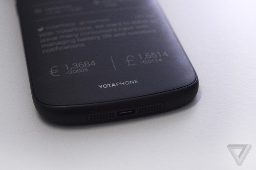 Yota's latest E Ink smartphone takes a great idea and makes it pretty