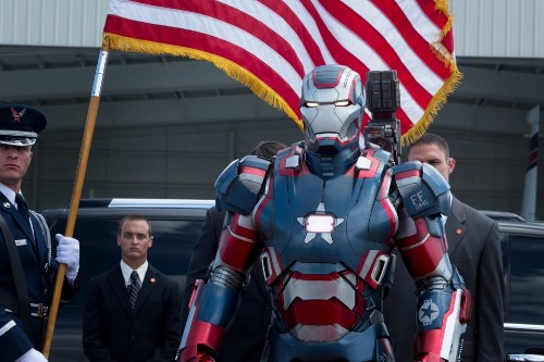 'Iron Man 3' review: Robert Downey Jr. becomes the latest lethal weapon