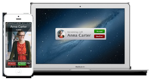 Dialogue controls your smartphone from your Mac, lets you make and record phone calls