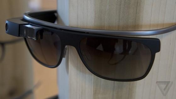 Google Glass just got a lot less geeky
