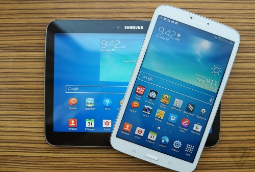 Samsung Galaxy Tab 3 8.0 and 10.1 review