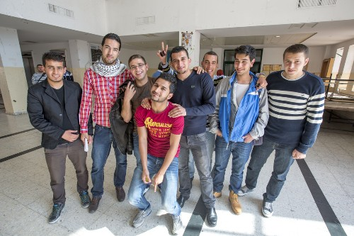 The War Inside: fighting depression in Palestine