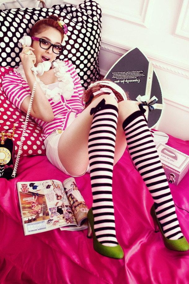 服装 - Magazine cover