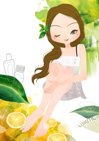 化妆 - Magazine cover