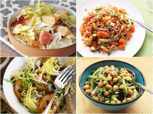 18 Salads to Brighten Up Your Winter Meals