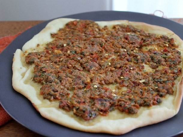 Lahmacun From 'The World's Best Spicy Food'