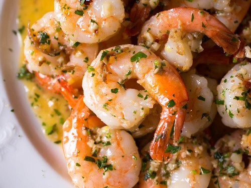 How Bad Wine Led Me to Great Shrimp Scampi