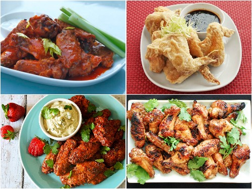 16 Super Bowl Wing Recipes to Make Your Game Day Fly