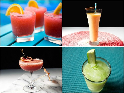 Not Your Average Frozen Cocktail: 11 Recipes to Try This Summer