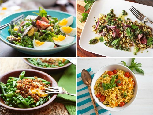 19 Summer Salads to Serve as a Main Course