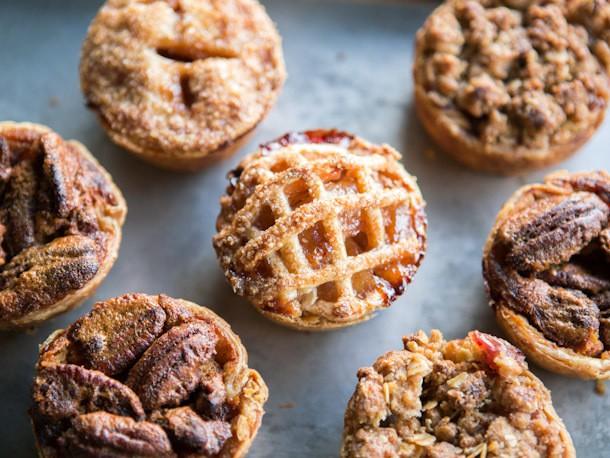 Apple Lattice Mini Pies Recipe