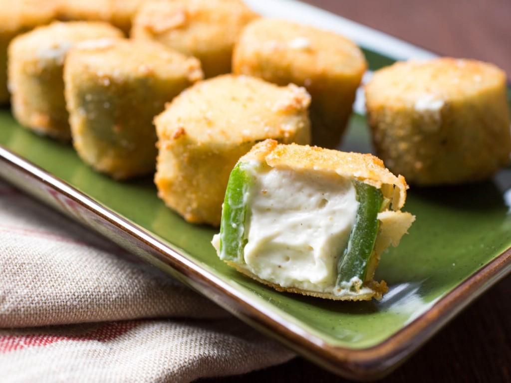 Crispy Deep-Fried Jalapeño Poppers Recipe