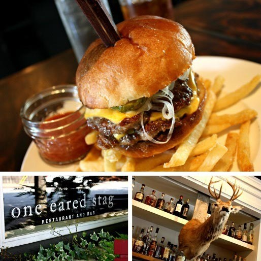 A Killer Burger (with a Kooky Codename) at One Eared Stag in Atlanta