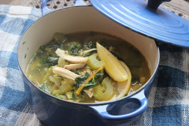 Make-Ahead Detox Turkey Soup Recipe