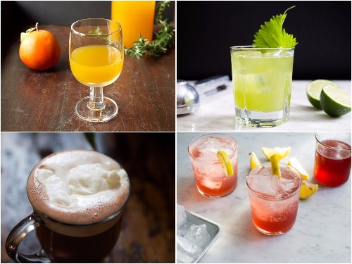 11 Nonalcoholic Thanksgiving Drink Recipes