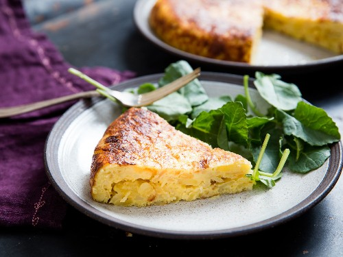 Flipping Out for the Perfect Spanish Tortilla (Tortilla Española)