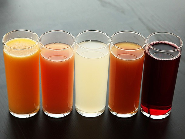 How To Upgrade Bottled Juice With Fresh Fruit