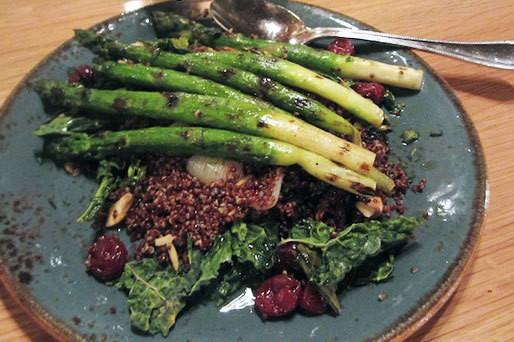 The Vegetarian Option: Little Market Brasserie