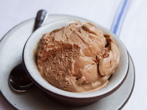 Soft and Rich Chocolate Frozen Custard Recipe