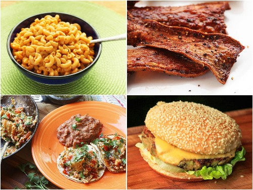 19 Vegan Substitutes to Impress Your Meat-Loving, Cheese-Crazy Friends