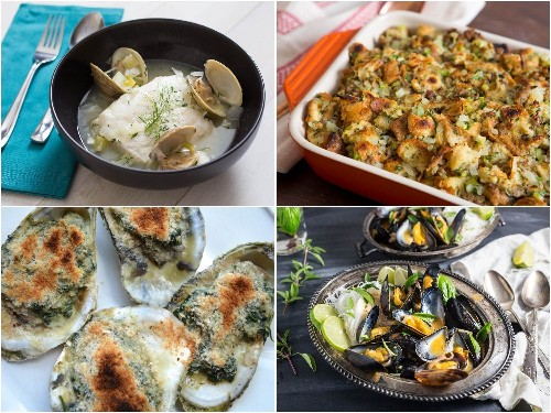 20 Clam, Oyster, and Mussel Recipes for Shellfish Lovers