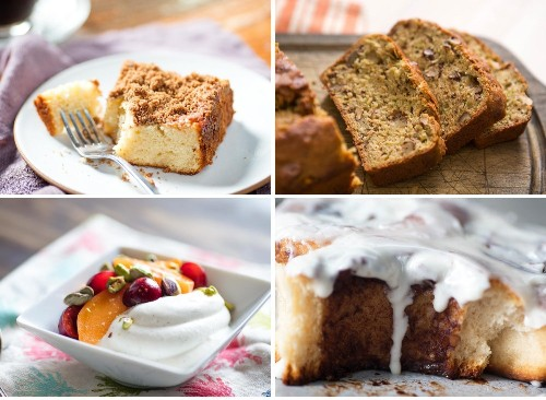 10 Dessert Recipes Starring Greek Yogurt