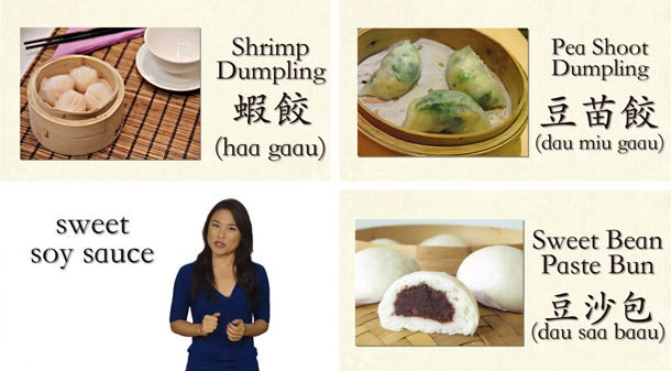 Video: Dim Sum Guide from Off the Great Wall