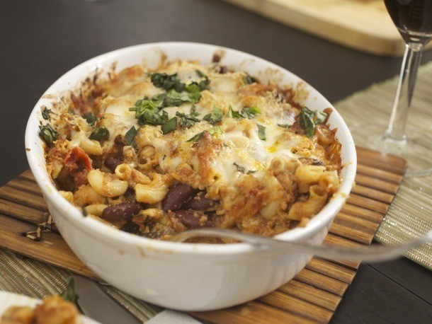 Cheesy Chili Mac Recipe