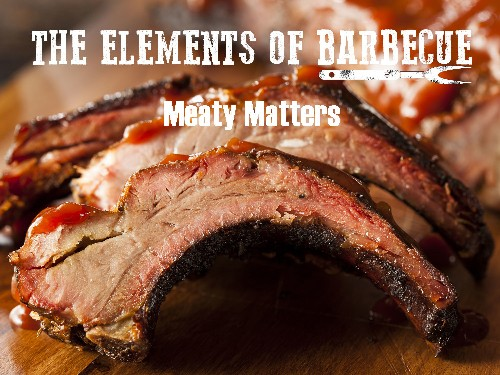 The Elements of Barbecue: On Matters of Meat