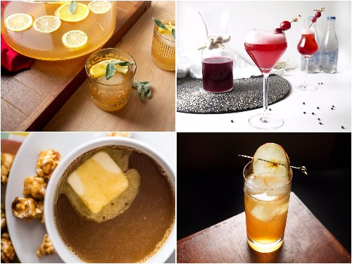 15 Thanksgiving Cocktails Because 1 Is Never Enough