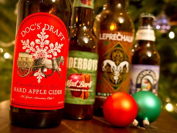 5 Festive Ciders to Spice up Your Holidays