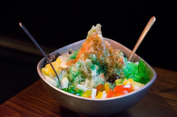 Coco's Malaysian Shaved Ice Nails it All (Except the Ice)