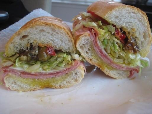 A Sandwich a Day: Berto's Sub at Berto's Deli & Pasta Shoppe, Downers Grove