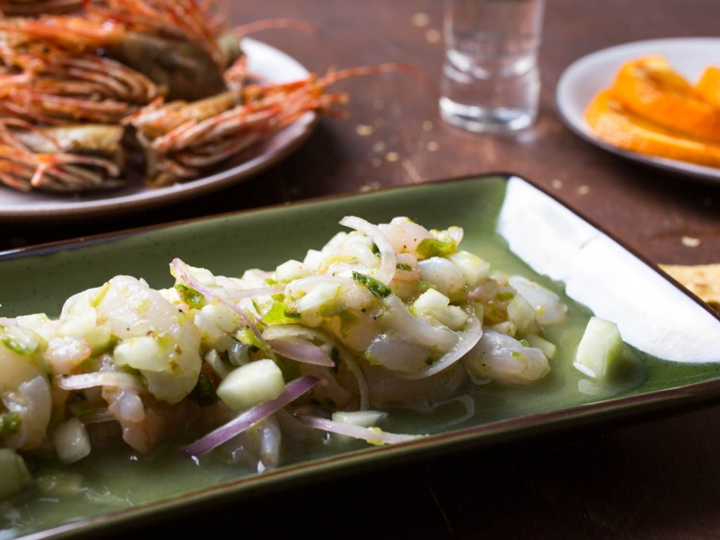 Bring the Ocean to You With These Spicy, Citrusy Ceviche Recipes
