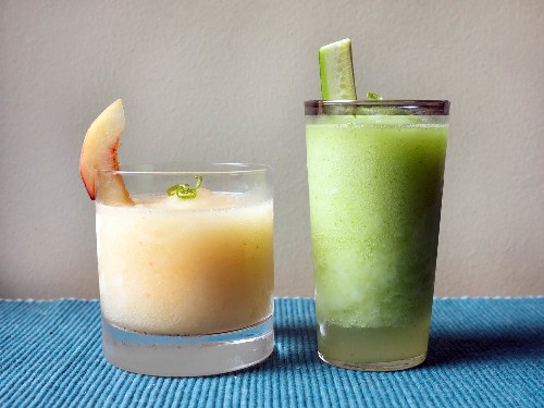 Upgrade Your Frozen Daiquiri With Fresh Fruit (and Vegetables!)