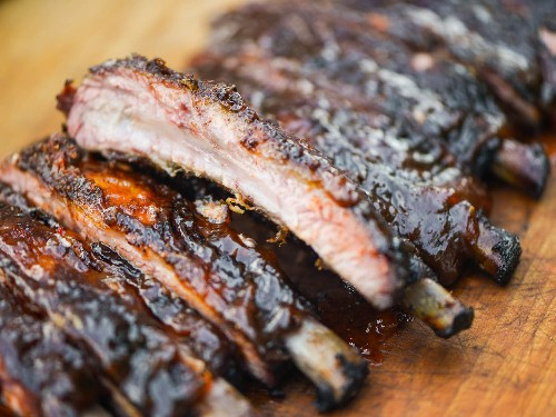 Forget Competition-Level Barbecue Tricks, These Apricot-Glazed Ribs Are Easier and Better