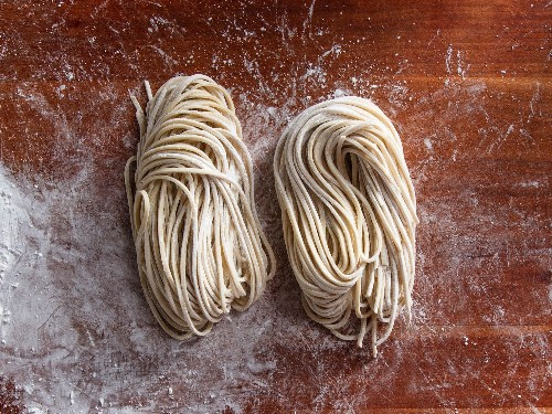 For Ramen Geeks Only: How to Make Low-Hydration Noodles at Home