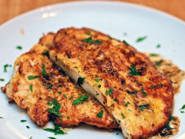 Dinner Tonight: Parisian Chicken Recipe