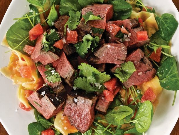 Thai Beef Salad From 'Maximum Flavor'
