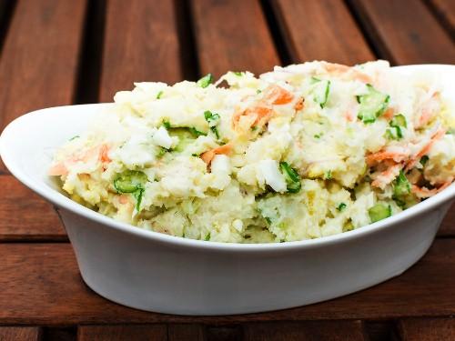 The Japanese Way to Make Potato Salad