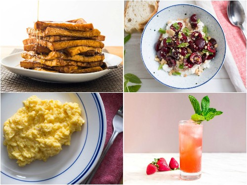 A Crazy-Simple Breakfast (or Brunch) Worth Waking Up For
