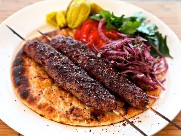 Adana Kebabs (Ground Lamb Kebabs) Recipe